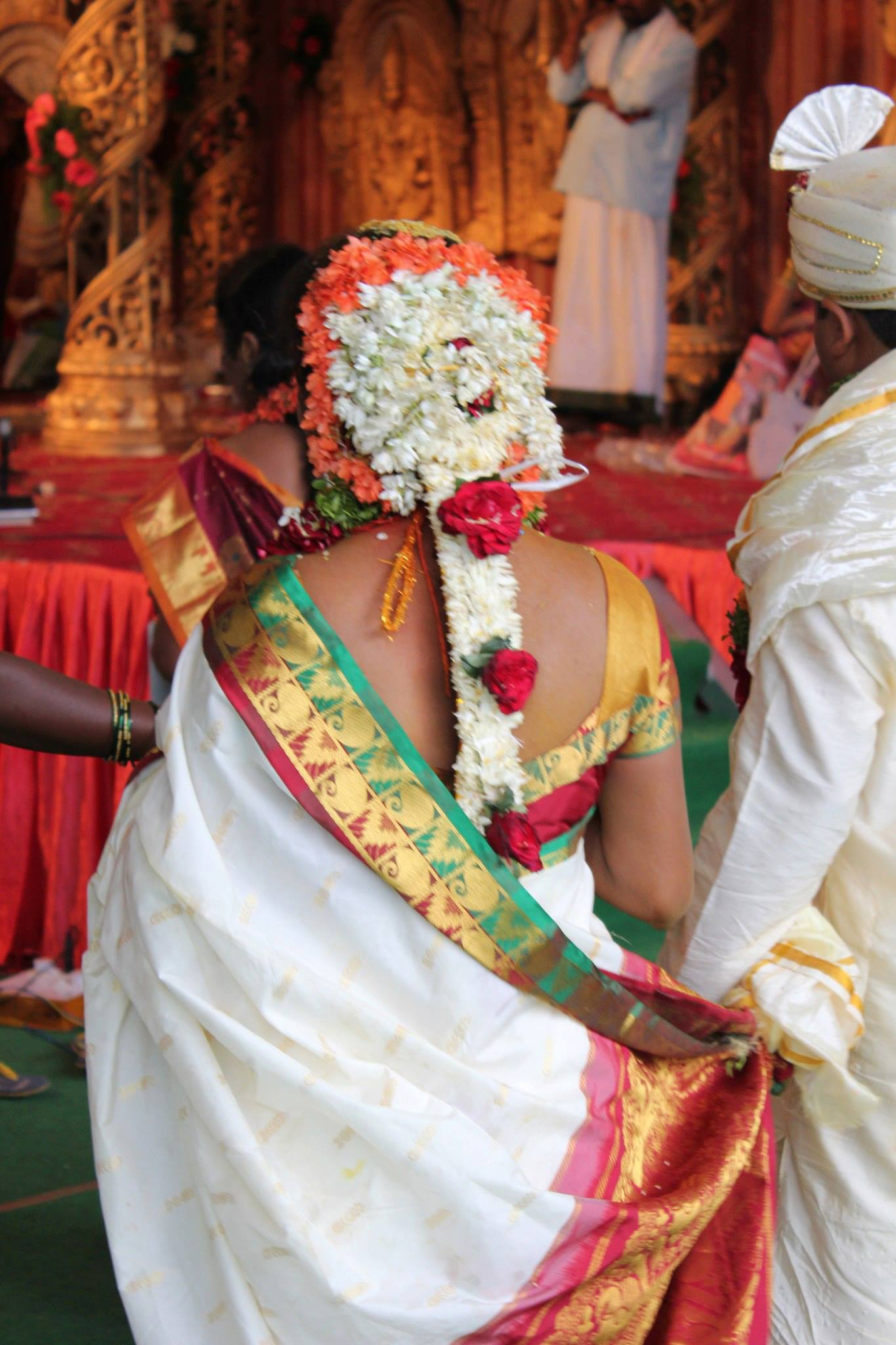 The Marigold Namaste From Hyderabad